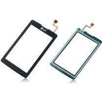 Digitalizador Touchscreen Cristal Vidrio Lg Cookie Kp500 501