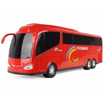 Onibus Roma Bus Executive 46cm Vermelho Roma