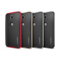 Motorola Google Nexus 6 Funda Spigen Neo Hybrid Rudo +codigo