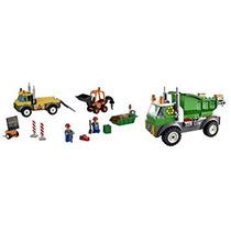 Juguete 132pcs Lego Juniors Camino De Camioneta De Trabajo