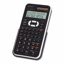 Calculadora Científica Sharp 12 Dígitos 469 Funciones El-506