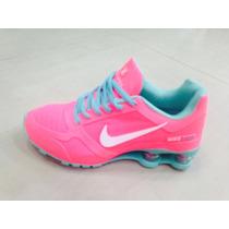 Zapatillas Nike Shoxe Para Dama