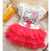 Hello Kitty Vestido Tutu Niña Ropa