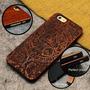 Funda Madera Natural Iphone 6/6s Plus Totem