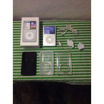 Ipod Classic 160gb, 7ma Generacion, Color Gris, 4 Años Uso