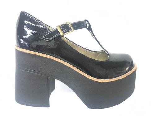 Guillermina Mujer Plataforma Primavera Verano 2017 Zapatos -   549 ... 6582edd582a1