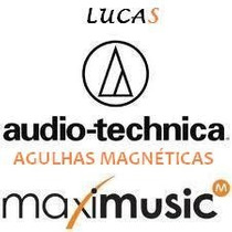 Agulha Audio- Technica Yellow Star Atn- 71 Na Caixa Lacrada