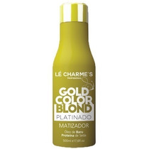 Le Charmes Matizador Intensy Color Gold 500ml