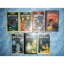Harry Potter Coleccion De 7 Libros En Español Pasta Dura