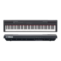 Piano Eletrônico/digital Yamaha P 105 Bk
