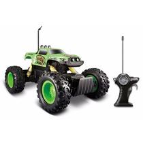 Maisto Tech Rock Crawler Carro Rc Remoto Monster Truck 4x4