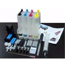 Bulk Ink Impressora Officejet All-in-one Hp 4650+400ml Tinta