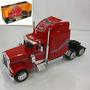Camión Peterbilt 379 Welly 1:32 De 25 Cm. Metal,nuevo C/caja