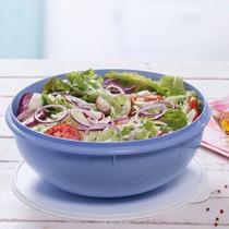 Tupperware Maravilhosa Saladeira 6,5 Litros - Azul Serenity
