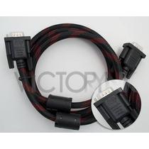 Cable Vga A Vga Machoa Macho 5 Metros