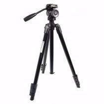 Tripe Weifeng Wt6734 1,80m P/ Camera Filmadora Case Gratis