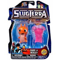 Slugterraneo Basic Figure 2 Pack - Suds & Hexlet