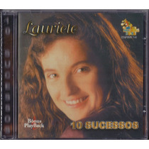 Cd Lauriete - 10 Sucessos (bônus_playback)