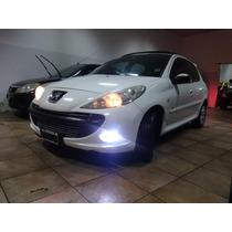 Peugeot 207 2.0 Xt Premium 2008 Blanco $110000 Y Cuotas!!