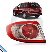 Lanterna Tampa Traseira Esquerda Hyundai Santa Fe 2011-2013