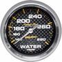 Promoção Auto Meter Water Temp Carbon Fiber R$620 Por R$350