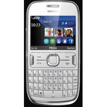 2 Micas Protectora Para Pantalla Nokia Asha 302