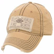 Dickies Forth Worth 1922 Vintage Gorra Ajustable Nueva