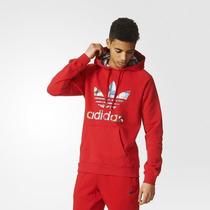 Saco Adidas Buzo Con Capucha Original 100%