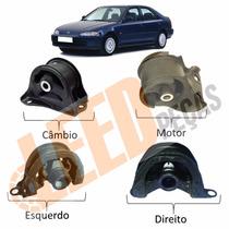 Kit Coxim Câmbio Motor Esquerdo Direito Civic 1.5 1.6