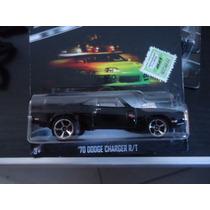 Hot Wheels Dodge Charger Rt Rapido Y Furioso Cerra2 Original
