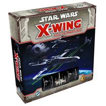 Star Wars X-wing Jogo Base Portugues Lacrado Pronta Entrega