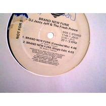 Dj Jazzy Jeff & The Fresh Prince/ Lp Usa Envio Gratis Dhl