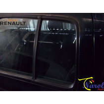 Vidro Vigia Porta Traseira Lado Esquerdo Renault Clio