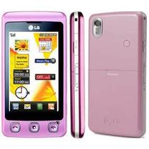 Celular Lg Kp570 Rosa Antiguo Cookie Gsm Telcel Envío Gratis