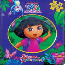 Mi Primer Libro De Rompecabezas: Dora La Exploradora 2