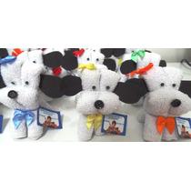 Kit 20 Cachorrinhos Feitos Em Toalha De Mão ( Lembrancinhas)