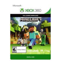 Minecraft Xbox 360 Edition Premium + Online Xbox Live Card