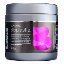 Lowell Bioplastia Capilar Creme Repositor Massa Dano Extremo
