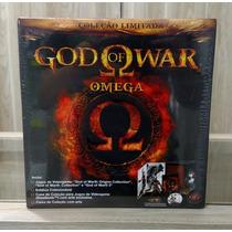 God Of War Omega Collection Edição Limitada Nova Lacrada Xzg