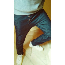 Calça Jeans Saruel Masculina Preta