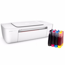 Impresora Hp Deskjet 1115 Y Sistema De Tinta Continua
