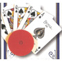 Porta Cartas Bicycle Poker Canasta, Etc. 4 Unidades Por Caja