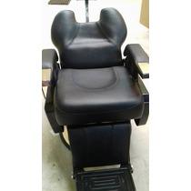 Cadeira Hidráulica Barbeiro Reclinvel .. Frete Gratis