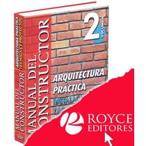 Manual Del Constructor Tomo 2 · Royce Editores