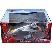 Cars Disney Siddeley Spy Jet Shoot Out. Disney Store.