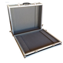 Hard Case Mesa Yamaha Mg124cx C/ Espaço P/ Fonte