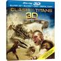 The Clash Of The Titans: En Formato Blu-ray 3d Amazing