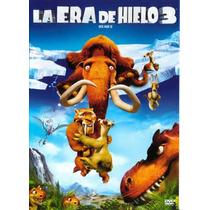 La Era Del Hielo 3 Dvd Infantil 2009 93 Minutos En Español