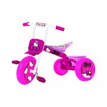 Triciclo Nena Max Hello Kitty Licencia Oficial +4años