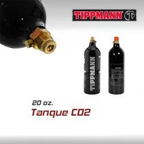 Tanque Co2 20oz Onzas Tippmann 20 Pistolas Gotcha Paintball